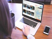 Bất động sản trực tuyến trầm lắng mùa dịch