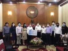 VINASME ủng hộ 470 triệu đồng cho công tác phòng, chống dịch Covid-19