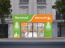 Thêm 10 cửa hàng Hapro Food phục vụ nhân dân Thủ đô mua sắm hàng hóa tiêu dùng thiết yếu