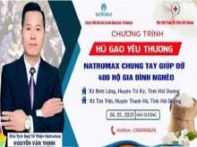 Natrumax Việt Nam tiếp nối những chuỗi ngày yêu thương