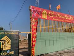 Bình Dương: Tecco Miền Nam rao bán căn hộ tại dự án chưa có giấy phép xây dựng
