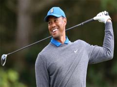 Tiger Woods - kỷ lục gia tiền thưởng từ golf