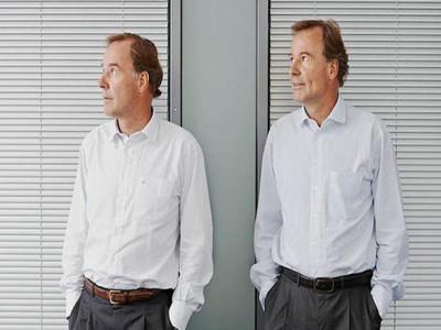 Tỷ phú sinh đôi đứng sau công ty chế tạo vaccine ngừa Covid-19