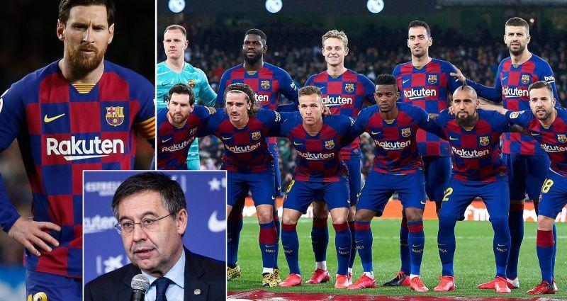 Nội bộ Barcelona đấu đá như phim 'Trò chơi vương quyền', Messi lên tiếng