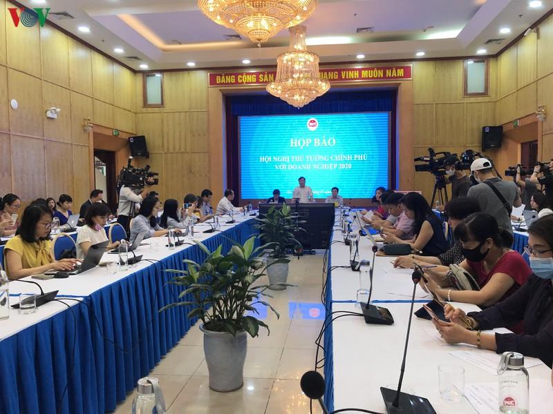 Thủ tướng sẽ đối thoại trực tiếp với doanh nghiệp cả nước ngày 9/5