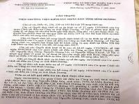 Bình Dương: Vụ án có dấu hiệu oan sai