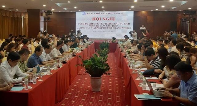 Nhiều giải pháp kích cầu du lịch tại Lào Cai