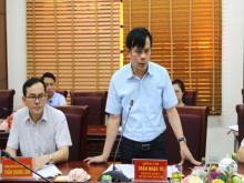 """TP. Vinh (Nghệ An): Thành lập diễn đàn """"Chính quyền thành phố đồng hành với doanh nhân..."""