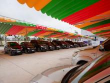 Chương trình đổi xe cũ bất kể thương hiệu lấy xe VinFast thu hút người dùng trong nước