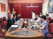 VINASME gặp gỡ và trao đổi với Hiệp hội Doanh nghiệp châu Âu tại Việt Nam (EuroCham)