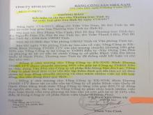 Bình Dương: Họp báo liên quan dự án 43 Ha đất Tân Phú có những vấn đề chưa thỏa đáng