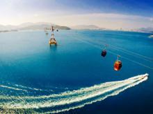 Sau cáp treo vượt biển, Vingroup hướng tới mục tiêu làm cầu ra đảo Hòn Tre