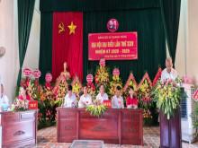 Hải Phòng: Đại hội Đảng bộ xã Quang Hưng lần XXIV, quyết tâm mới cho nhiệm kỳ 2020 - 2025