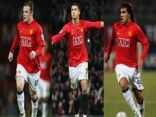 'Ronaldo, Rooney và Tevez là bộ ba tấn công hay nhất lịch sử Premier League'
