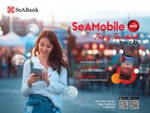 """Ngân hàng TMCP Đông Nam Á (SeABank) ứng dụng ngân hàng số """"SeAMobile New -Trợ lý tài chính tin cậy"""""""