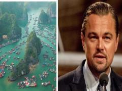 Leonardo DiCaprio chia sẻ hình ảnh vịnh Lan Hạ của Việt Nam trên Instagram