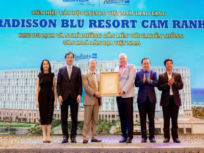 Movenpik Resort Cam Ranh và Radission Blu Resort Cam Ranh chính thức được công nhận 5 sao