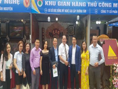 Hội nghị kết nối cung cầu, trưng bày giới thiệu sản phẩm hàng Việt