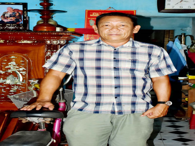 Lê Văn Tám: Cựu tuyển thủ mưu sinh qua ngày nhờ... bán phở