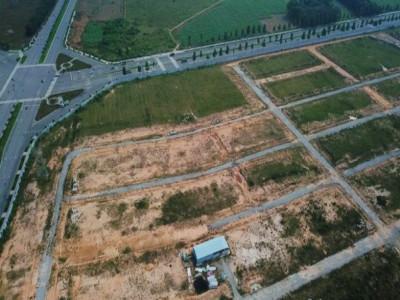 Dự án 43 ha Tân Phú (Bình Dương): Đất giao dịch ngay tình bị kê biên, doanh nghiệp khốn đốn