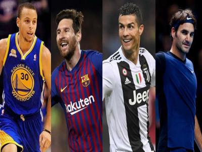 """Những nhà thể thao kiếm tiền """"siêu"""" nhất"""