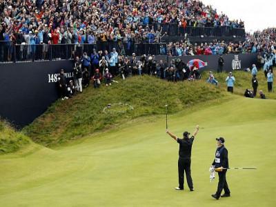 Các giải Golf kêu gọi phải bỏ lệnh cấm vận khán giả