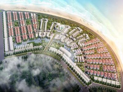Hạ Long: Dự án biệt thự ở cao cấp của Sun Group ra mắt giới đầu tư