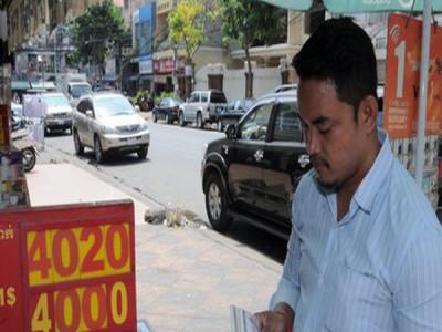 Campuchia bắt đầu lộ trình chống