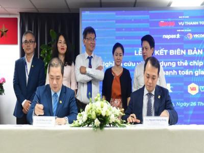 Vietbank ký kết hợp tác với NAPAS triển khai thanh toán giao thông không tiếp xúc