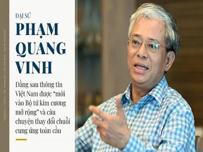 """Đằng sau thông tin Việt Nam được """"mời vào QUAD"""