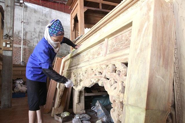 Vực dậy ngành gỗ sau dịch Covid-19: Gỡ vướng từ chính sách