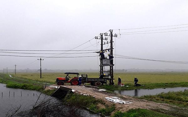 Thừa Thiên Huế: Đảm bảo cung cấp điện chống úng vụ Đông Xuân