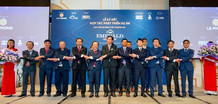Lê Phong phát triển dự án căn hộ cao cấp tại Bình Dương