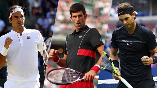 Federer, Nadal, Djokovic đứng ở đâu trong Top 10 tay vợt thi đấu nhiều nhất trong lịch sử ATP?