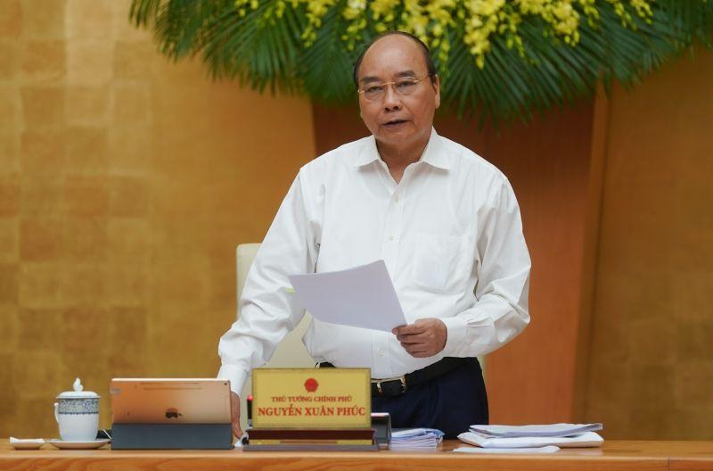 Thủ tướng Chính Phủ: Phải sớm phục hồi, phát triển các hoạt động kinh tế - xã hội