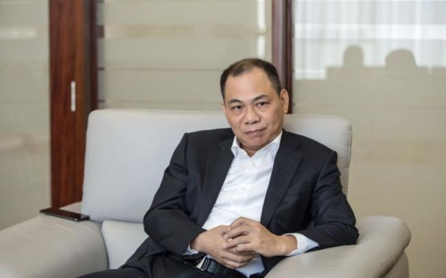 """Tỷ phú Vượng lấn sang lĩnh vực được hưởng lợi từ việc Việt Nam được mời vào""""Bộ tứ kim cương mở rộng"""""""