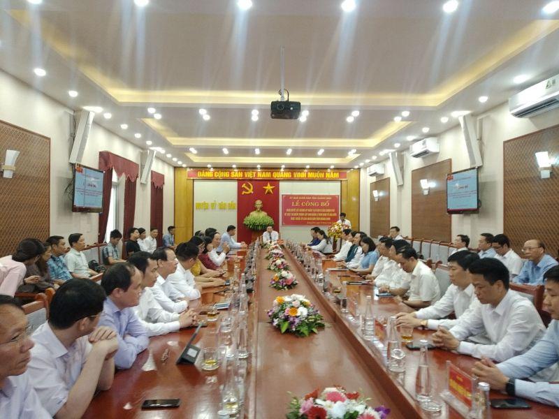 Quảng Ninh: Vận hành thí điểm Ban quản lý khu kinh tế Vân Đồn