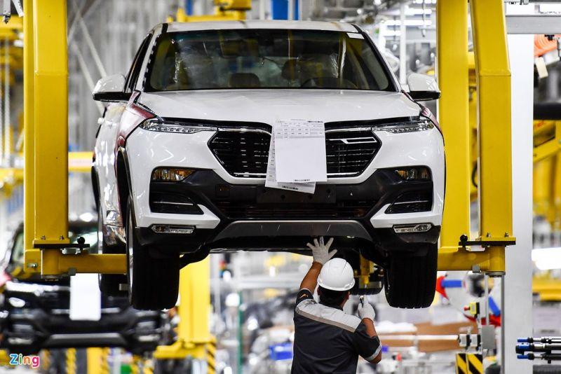 Bất động sản công nghiệp sẵn sàng đón 'sóng' chuyển dịch sản xuất