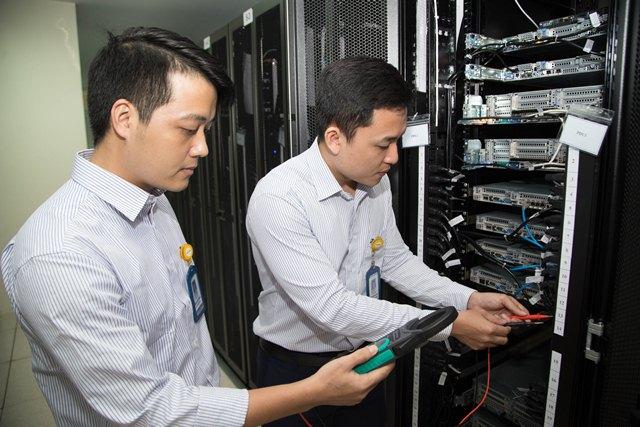 Tập đoàn VNPT nâng gấp đôi băng thông kết nối Cổng Dịch vụ công Quốc gia