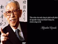 Con đường trở thành tỷ phú gian nan của nhà sáng lập Panasonic