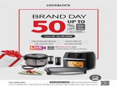 Tưng bừng đón Hè cùng LOCK&LOCK Brand Day