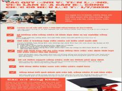 Tiền lương và các quy định về việc làm của cán bộ, công chức từ 1/7