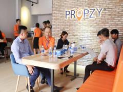 Startup bất động sản Propzy gọi vốn thành công 25 triệu USD
