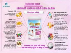 Sữa non NATRUMAX  hỗ trợ điều trị bệnh Gout