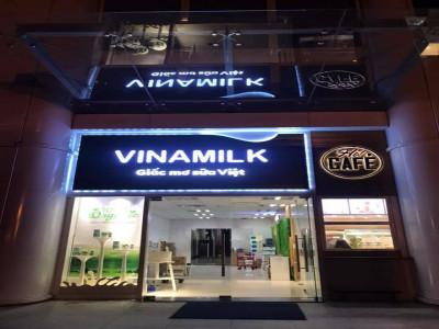 Vinamilk sẽ triển khai kinh doanh chuỗi cà phê Hi-Café