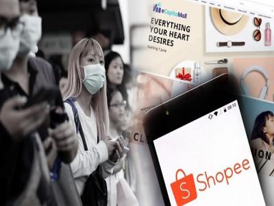 Shopee, Gojek tăng trưởng chóng mặt nhờ dịch Covid-19