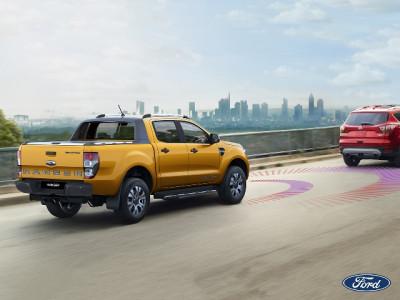 Ford chia sẻ 7 giải pháp giúp bạn gạt bỏ căng thẳng giao thông