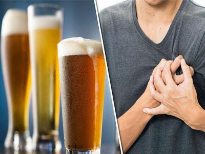 Uống rượu thường xuyên có thể làm rối loạn nhịp tim