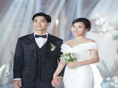 Hình ảnh đính hôn đẹp lung linh của Công Phượng - Viên Minh