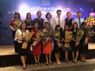 Trao Giải Báo chí về Bảo hiểm 2019 và phát động Giải thưởng Báo chí về Bảo hiểm 2020 - 2021